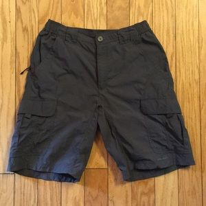 Women's Columbia Titanium Hiking shorts. NWOT